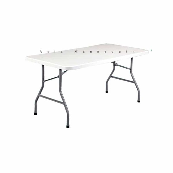 CT 56 Folderable Table White Table