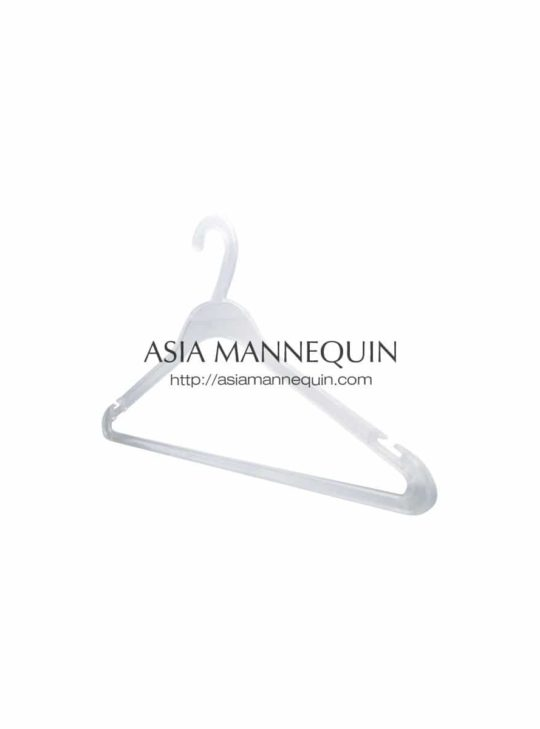 Hccl002 Clear Clothes &Amp; Laundry Hanger (1 Pc)