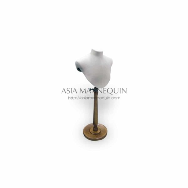 JWM1 Jewellery Mannequin Solid Wood